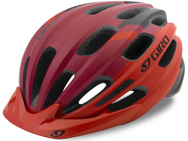 Giro Register Bike Helmet red